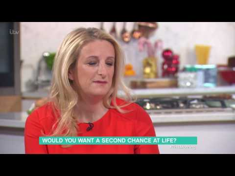 Would You Want To Be Cryogenically Frozen? | This Morning