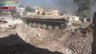 Сирия  Джобар  Бои за частный сектор  Часть 8