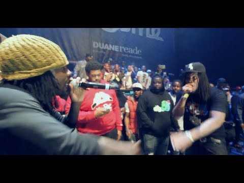 "WALE PERFORMS ""NO HANDS"" LIVE WITH WAKA FLOCKA AT DJ PROSTYLE'S CELEBRITY BIRTHDAY PARTY IN NYC"