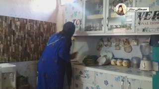 امك اذا تتطبخ لاتلح وياها شوكت يستوي الاكل ههههع تحشيش بشدة مصطفى ستار