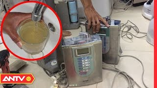 Bát nháo thị trường máy lọc nước điện giải ion kiềm cũ