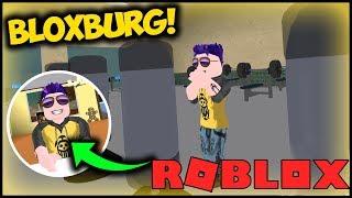 J'AI COMMENCÉ LES PRÉPARATIFS POUR LE FIGHT IN BLOXBURG! Roblox