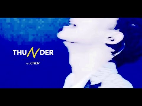 [LIVE] EXO「Thunder」CHEN(첸) Special Edit. from EXOPLANET#1 - THE LOST PLANET