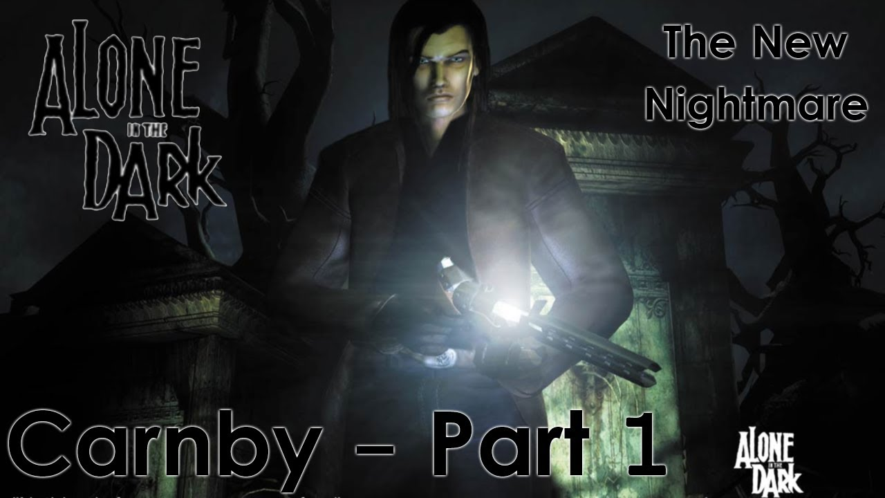Alone In The Dark The New Nightmare Walkthrough Carnby Part 1 Of 2 Psx Youtube