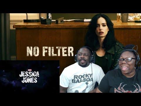 Marvel's Jessica Jones - Season 2 | Official Trailer [REACTION!!]