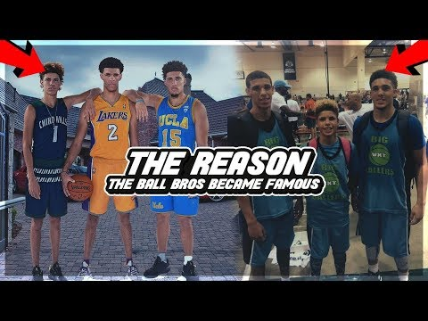 Here's How The BALL BROTHERS Became So FAMOUS In 1 Year! BALL Family Path To FAME Story Explained