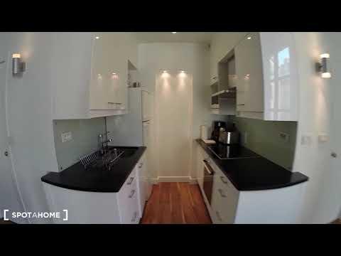 Terrific 2-bedroom apartment for rent near Léopold-Achille Square in... - Spotahome (ref 217149)