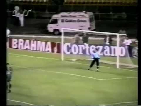 Flamengo 1 x 3 Juventude (23/08/1998) - YouTube