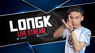 [LIVE] LongK2000 - Nick Chính Lại Bị Ban  PUBG