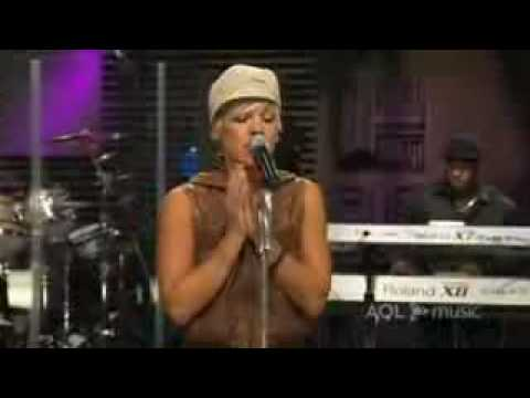 P!nk Please Don't Leave Me. Sessions AOL