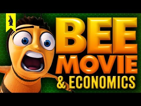 Bee Movie But It's About Capitalism (Seriously.) – Wisecrack Edition