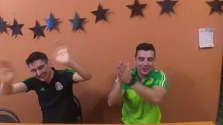 Mexico en el Mundial 2018 en Rusia!!