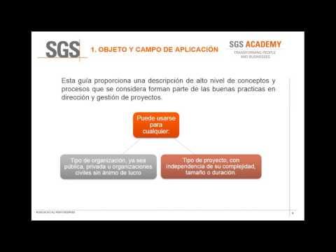 Video Explicativo ISO 21500