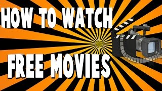 How to watch movies online for free without downloading ! ( HD)(2015)