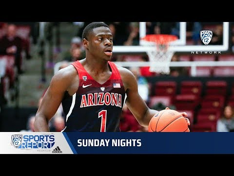 Highlights: Arizona men's basketball soars to win over New Mexico