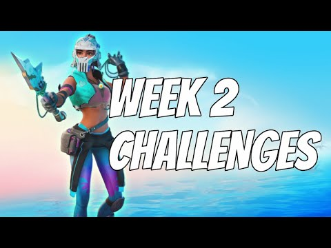 Fortnite Season 3 Week 2 Challenges | Full Challenge Guide