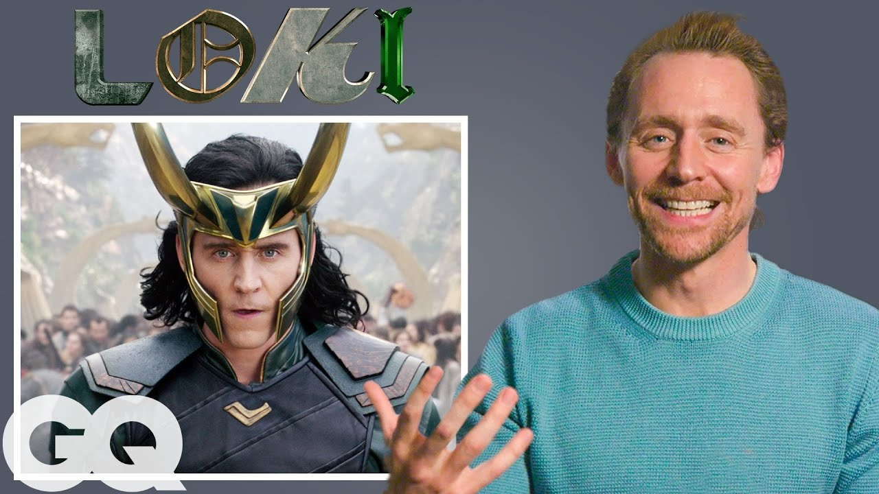 Tom Hiddleston Breaks Down His Most Iconic Characters | GQ