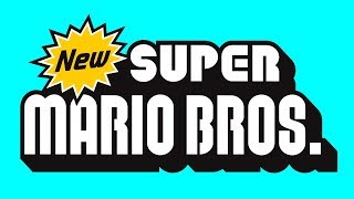 World 7 Map - New Super Mario Bros.