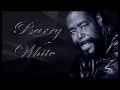 BARRY WHITE / Playing Your Game instrumental