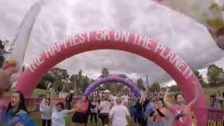 THE COLOR RUN 2014-MELBOURNE