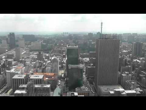 JOHANNESBURG SKYLINE (NORTH VIEW)