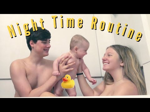 Teen Parents: Night Routine
