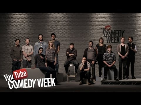 """""""The Shoot"""" - YouTube Comedy Week - Join in May 19-25"""