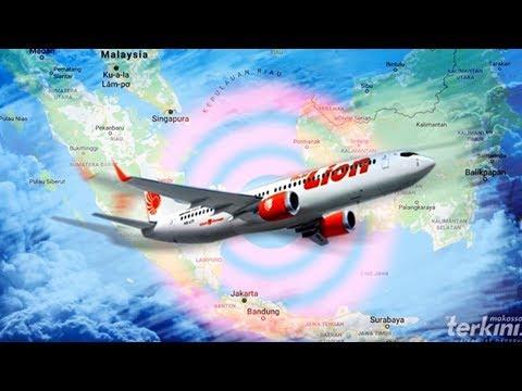 Ahli penerbangan AS Mengatakan, Bom Penyebab Tragedi Lion Air JT610