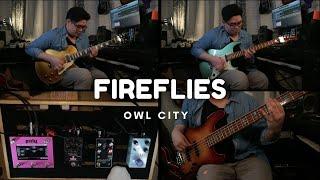 FIREFLIES (Owl City) Guitar Instrum...