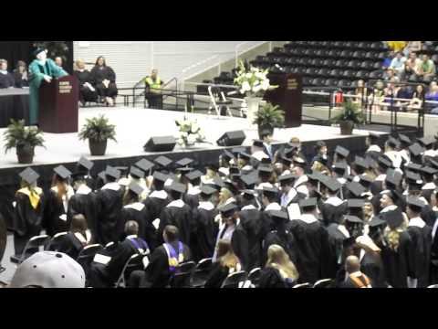 Mabank High School Graduation 2015