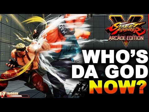 SFV AE * Dat VTrigger 2 Parry!  Moar Abigail Savage Moments on Stream!