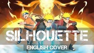 〖AirahTea〗Naruto Shippuden OP16 - Silhouette シルエット (ENGLISH Cover)