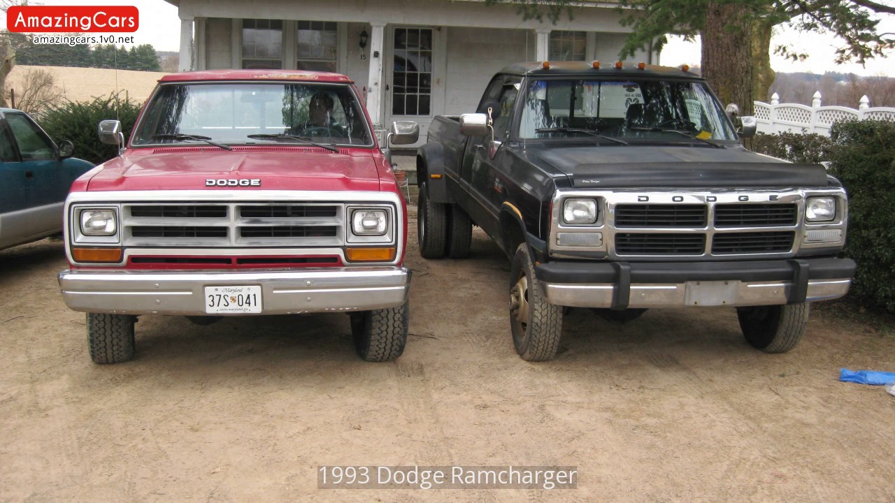 vehicle en used nettiauto large ramcharger dodge