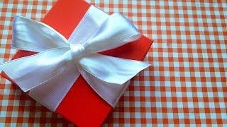 Подарок на день святого Валентина своими руками // Скрапбукинг / The Workshop