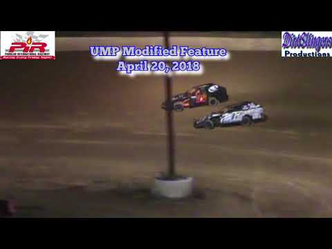 Modified Feature PIR 4-20-18