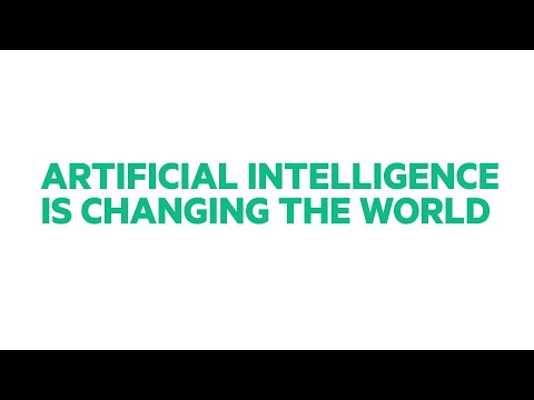 Artificial Intelligence is Changing the World