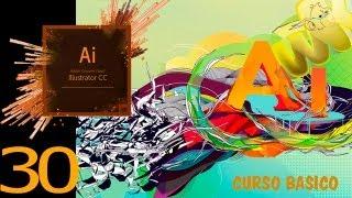 Adobe illustrator CC tutorial, cuadricula de perspectiva, Curso Básico Español CS6 capitulo 30