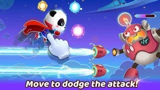 Little Panda's Hero Baтtle Game #3 | BabyBus Kids Games | Educational | Brain games | HayDay