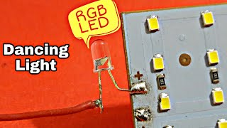 "12v & 7Watt ""Dancing Light"" for all Dancing Stage!"