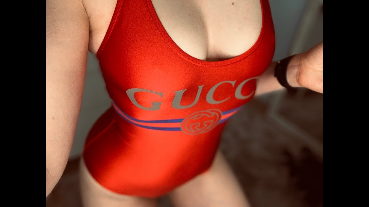 GUCCI Swimwear Unboxing| KathyStyle