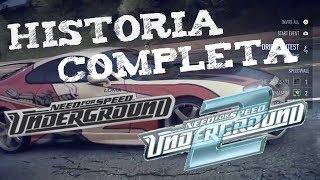 Historia completa Need for Speed Underground 1 y 2   FORZA PaNnDa