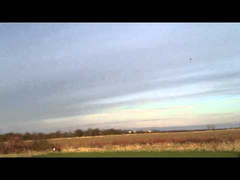 Hobbyking stinger Vertical take off 100+MPH VTOL edf
