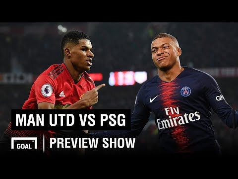 Man Utd v PSG Champions League Preview Show