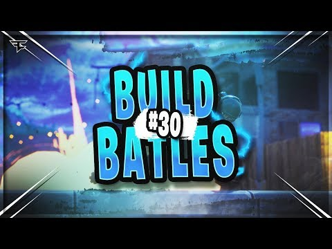 Fortnite Build Fight Compilation #30