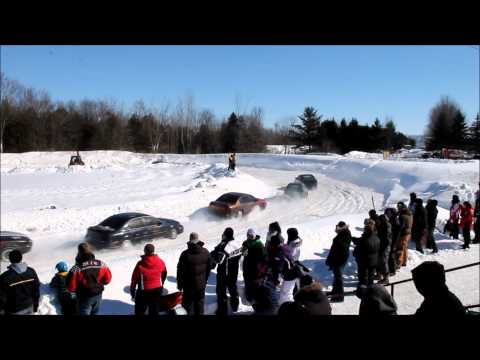 2014 Clarence-Rockland Ice Races