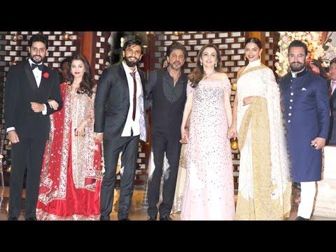Ambani S Niece Grand Pre Wedding Party 2016 Full Video Hd Shahrukh Deepika Ranveer