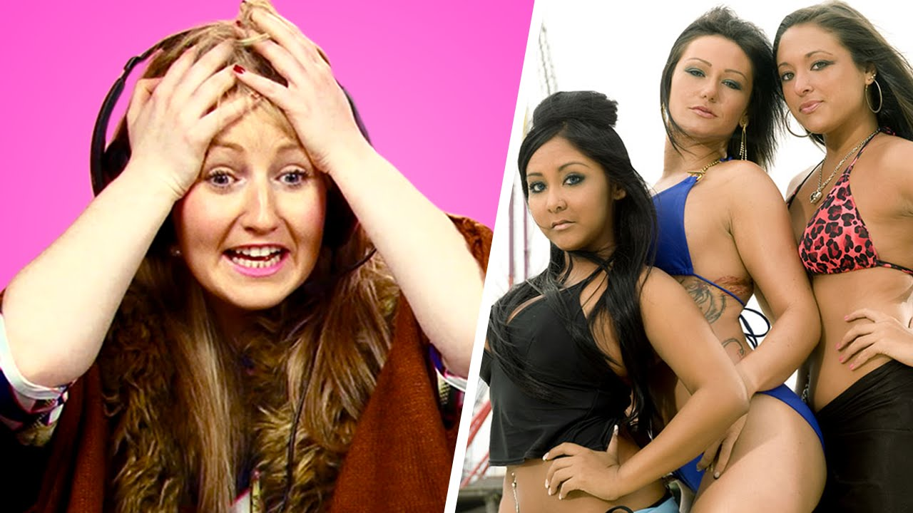 Irish People Watch Jersey Shore For The First Time Youtube