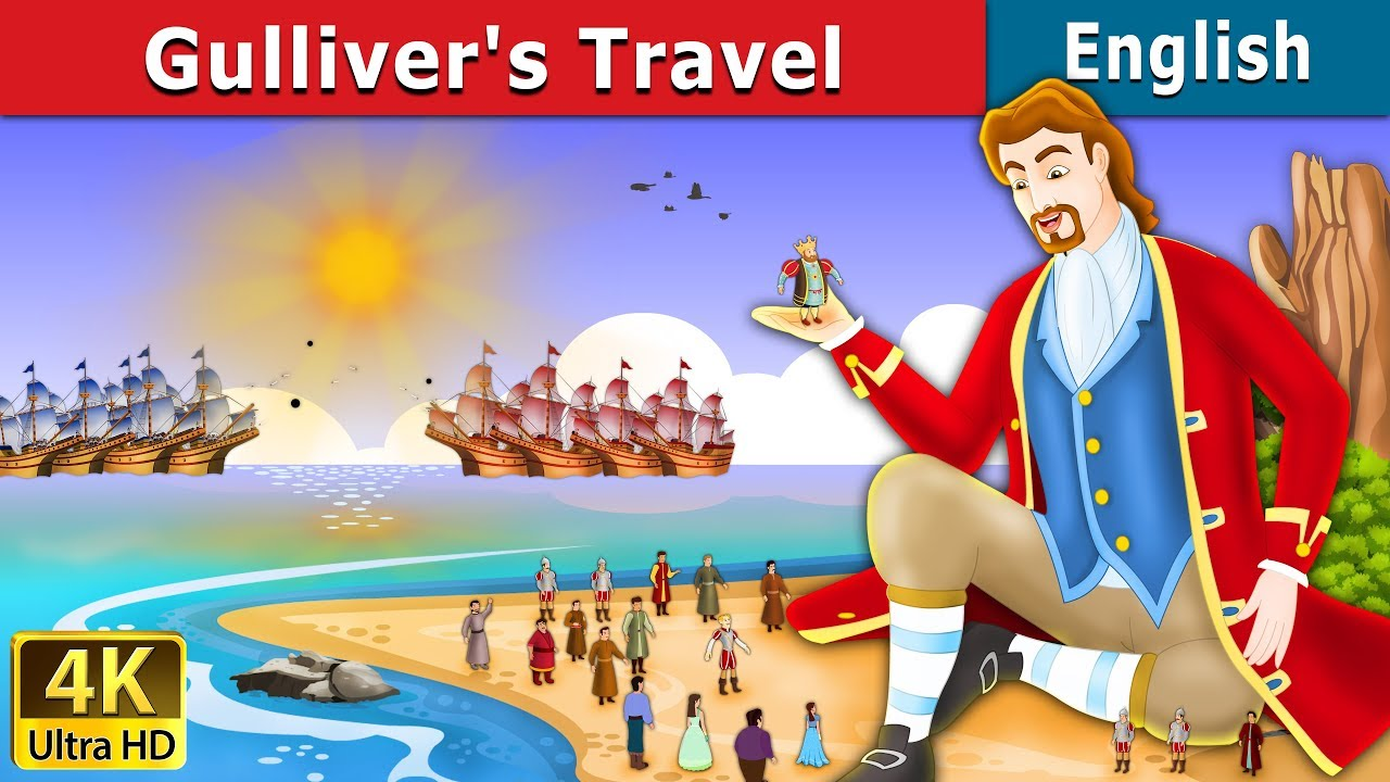 Download Gulliver's Travels in English   Stories for Teenagers   English Fairy Tales