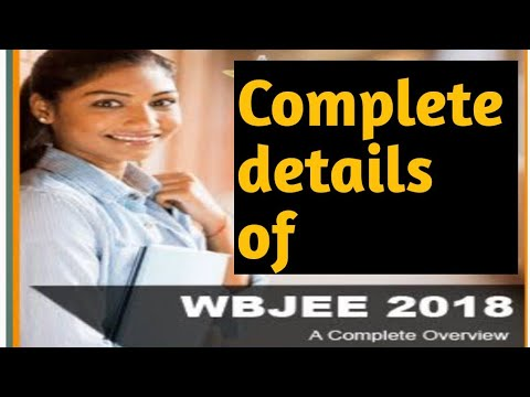 Complete  details of WBJEE Mp3