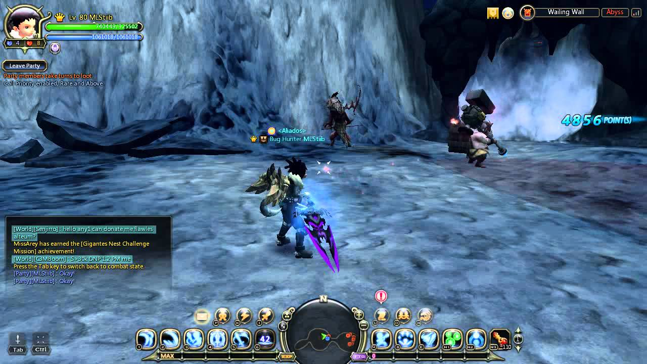 dragon nest mercenary